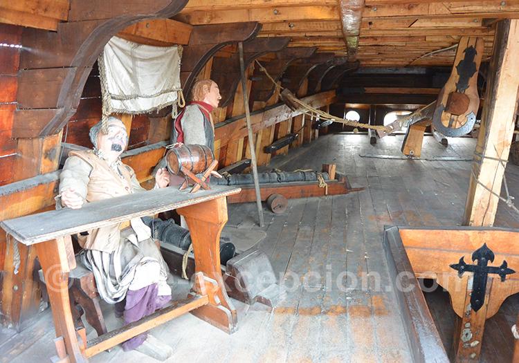 Musée Nao Victoria de Punta Arenas