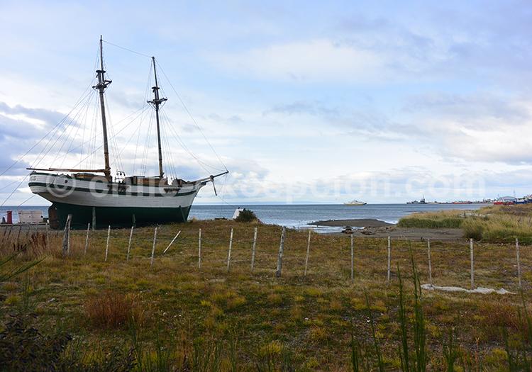 Que voir à Punta Arenas, le musée Nao Victoria, Chili
