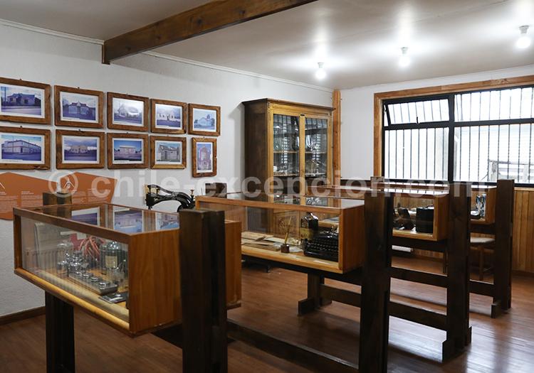 Que voir à Puerto Natales, visiter le musée histórico municipal, Chili avec l'agence de voyage Chile Excepción