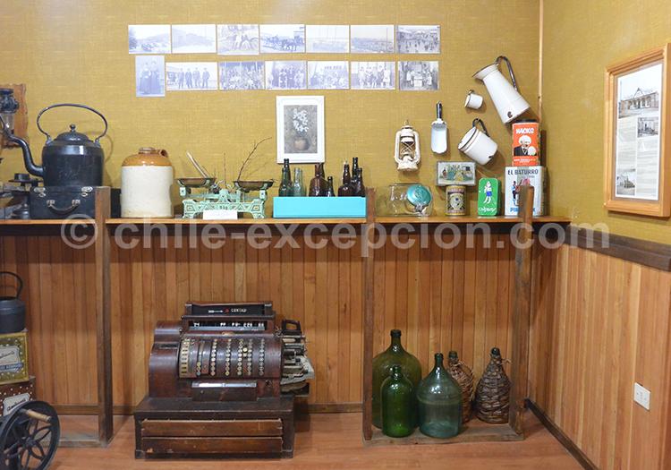 Visiter le musée historique municipal de Puerto Natales, Chili avec l'agence de voyage Chile Excepción
