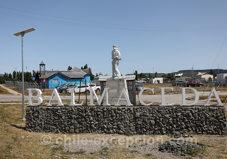 Aller à Balmaceda au Chili