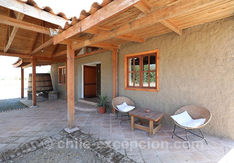 Se rendre à la maison d'hôte Caliboro, Chili