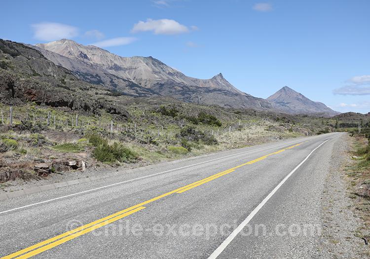 Comment aller au village de Puerto Ibañez dans la région d'Aysen, Chili