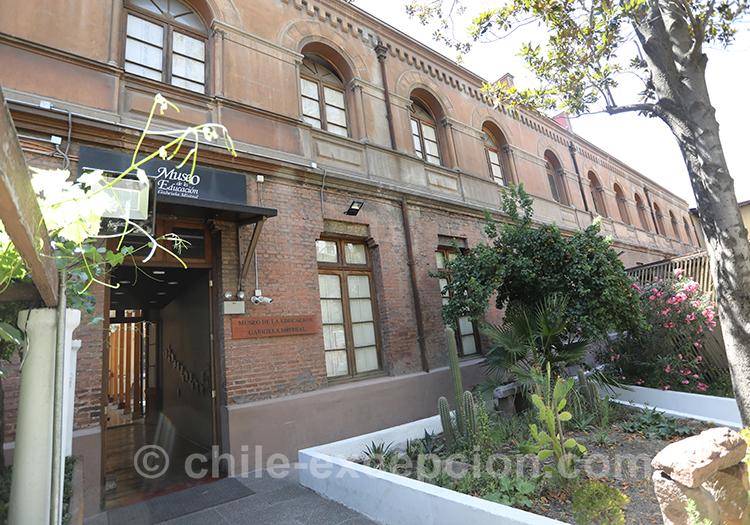 Musée de l'Education Gabriela Mistral, Santiago de Chile
