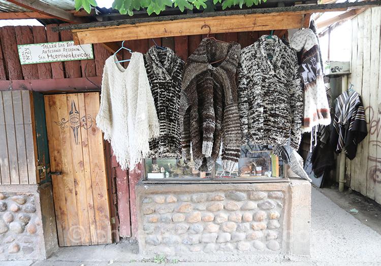 Où trouver des objets artisanaux à Coyhaique