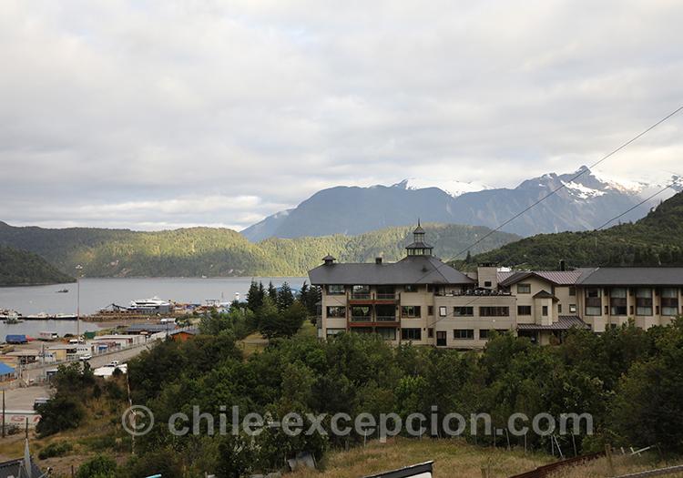Hôtel Loberías del Sur, Hôtel de la Patagonie australe, Chili avec l'agence de voyage Chile Excepción