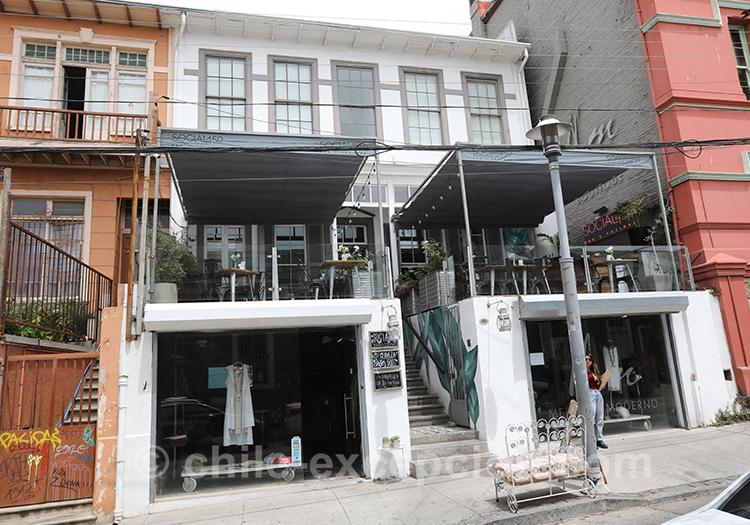 Hôtel MM450, Cerro Alegro, Valparaiso avec l'agence de voyage Chile Excepción