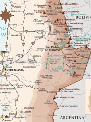 Région San Pedro de Atacama