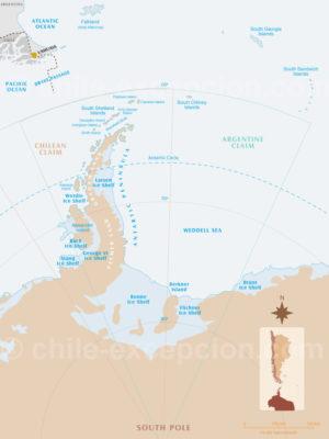 Région Antarctique