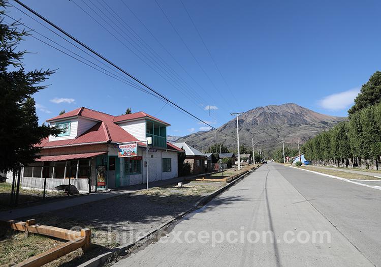 Patagonie australe et la région d'Aysen, Puerto Ibañez
