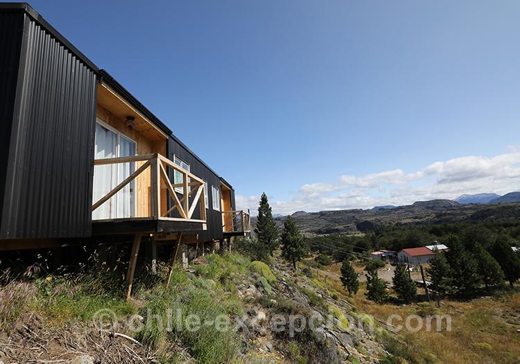 Quel hôtel dans les environs du Cerro Castillo, Chili avec l'agence de voyage Chile Excepción