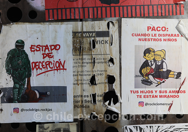 Lutte armée au Chili