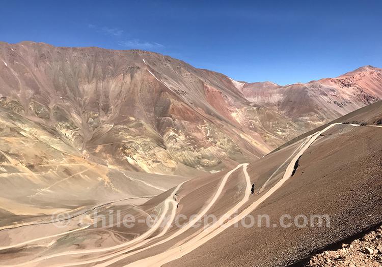 Passer la frontière chilienne pour aller en Argentine, Paso Agua Negra