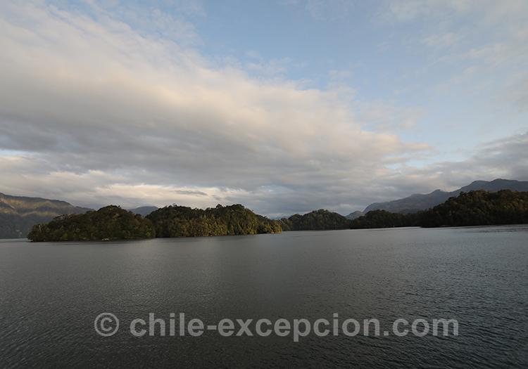 Comment se rendre au monument Cinco Hermanas, Chili