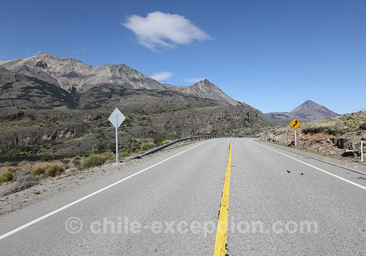Aller de Cerro Castillo à Puerto Ibañez au Chili