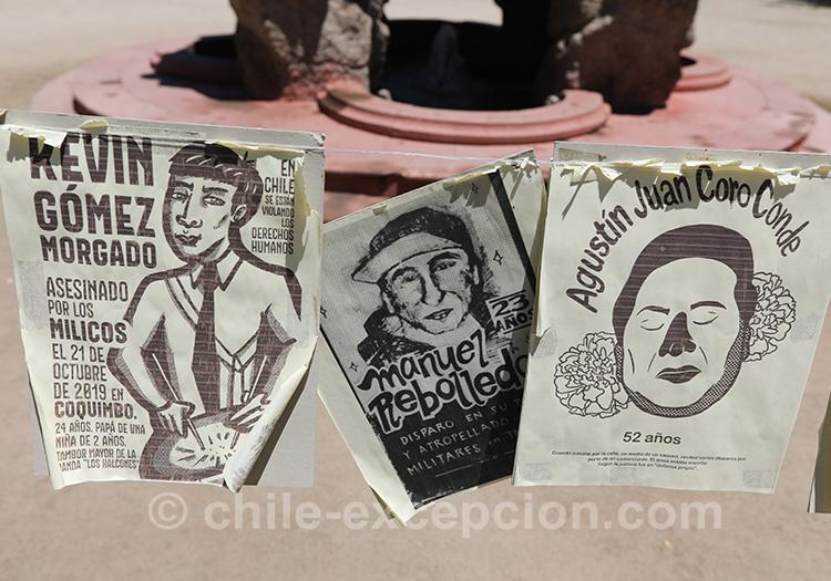 Art politique au Chili