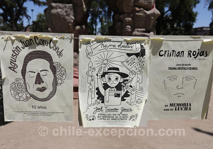 Lutter politiquement au Chili