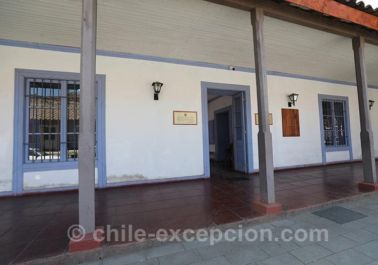 Visiter le village de Lolol, dans le centre du Chili