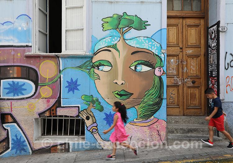 visiter Valparaiso et ses rues fantastiques pleines de couleurs