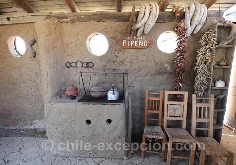 Dans quel hôtel aller dans la vallée del Maule au Chili, Maison d'hôte Caliboro