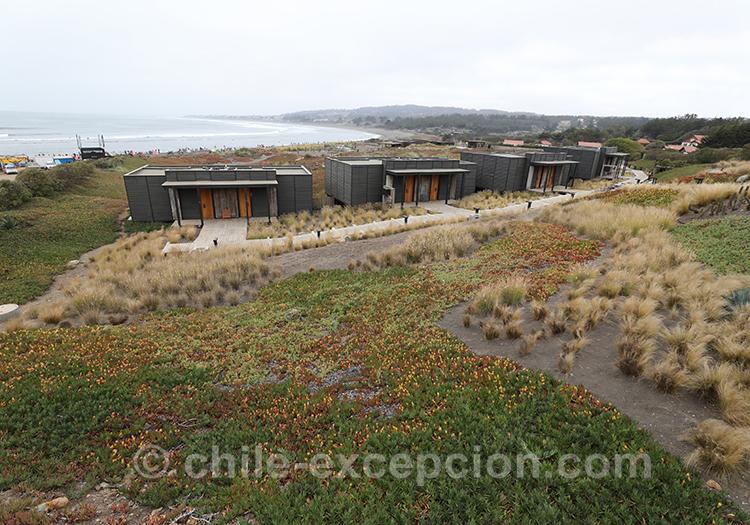 Magnifique hôtel sur le Pacifique, Alaia, Pichilemu, Chili
