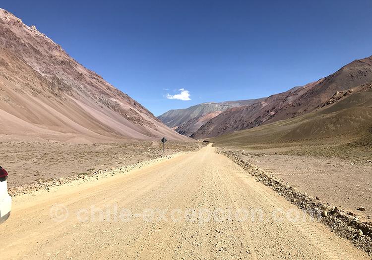 Séjour combiné entre Chili et Argentine, où passer la frontière : Agua Negra