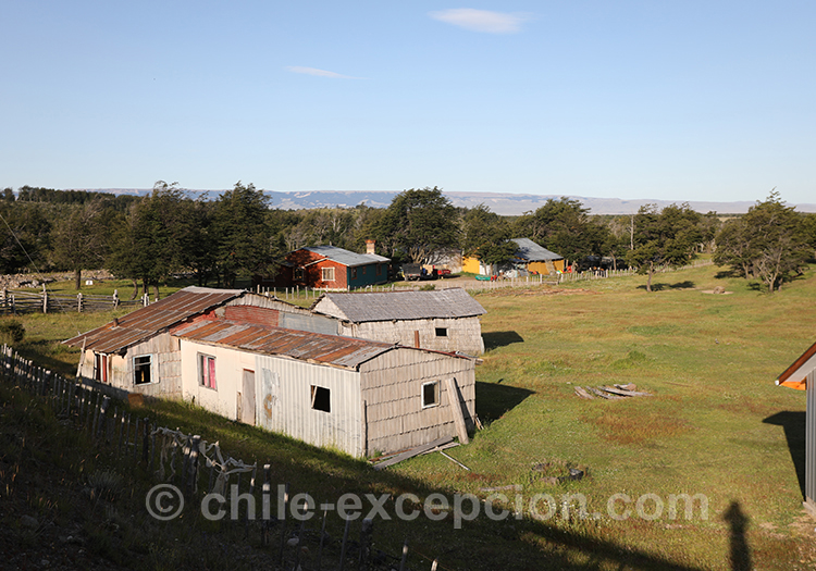 Fermes de Patagonie chilienne, Coyhaique, Chili