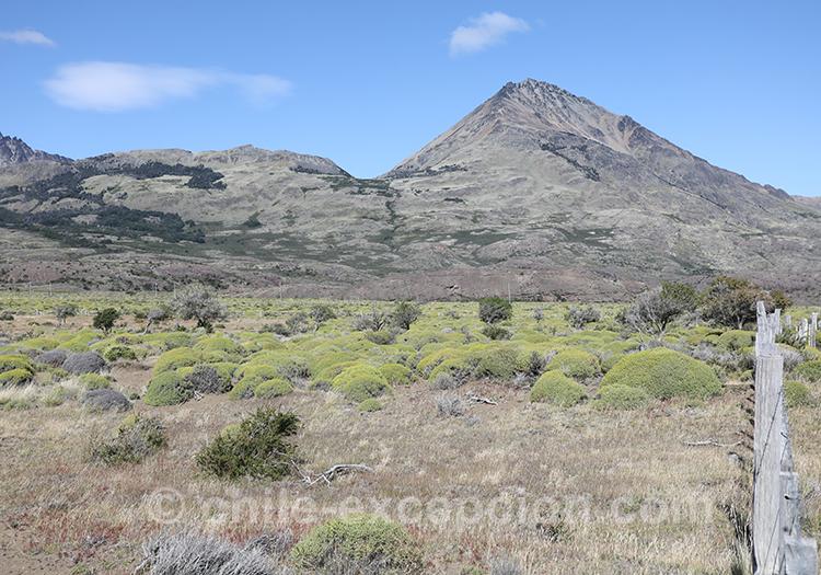 Patagonie australe du Chili, paysages immenses
