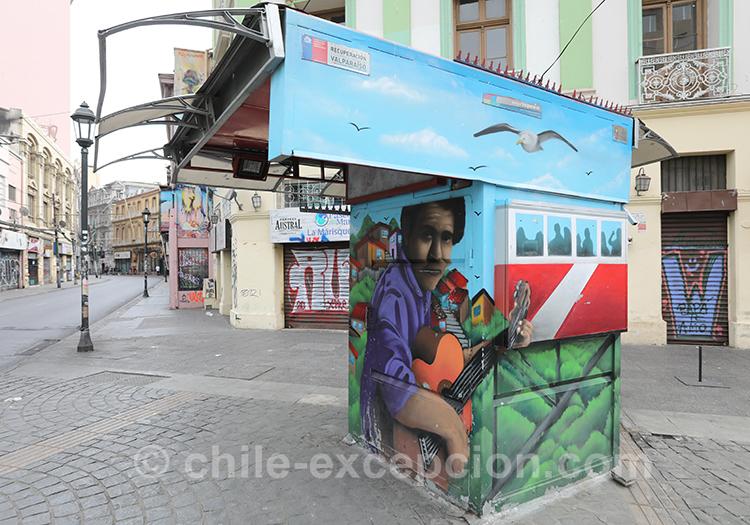 Kiosque de Valparaiso
