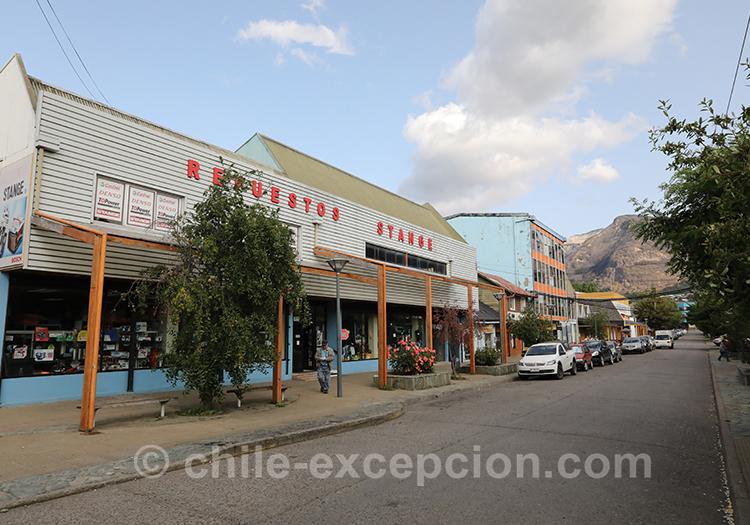 Magasin de Coyhaique, Chili