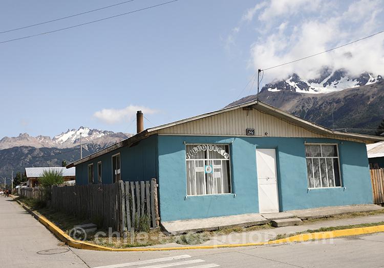 Où dormir à Cerro Castillo, village de Patagonie australe du Chili