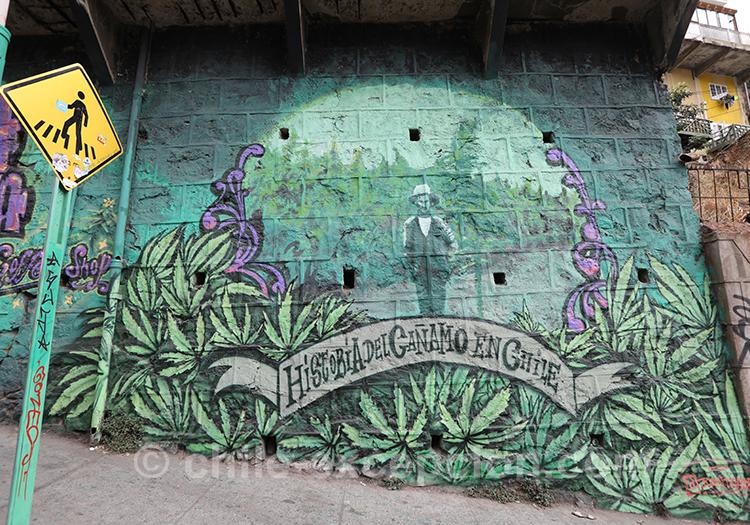 Visiter les rues colorées de Valparaiso, Chili