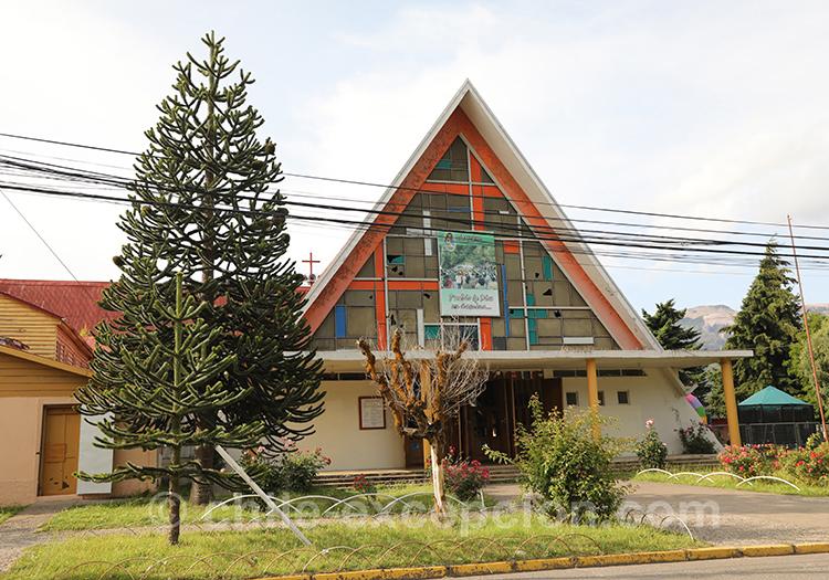 Eglise de Coyhaique, Chili