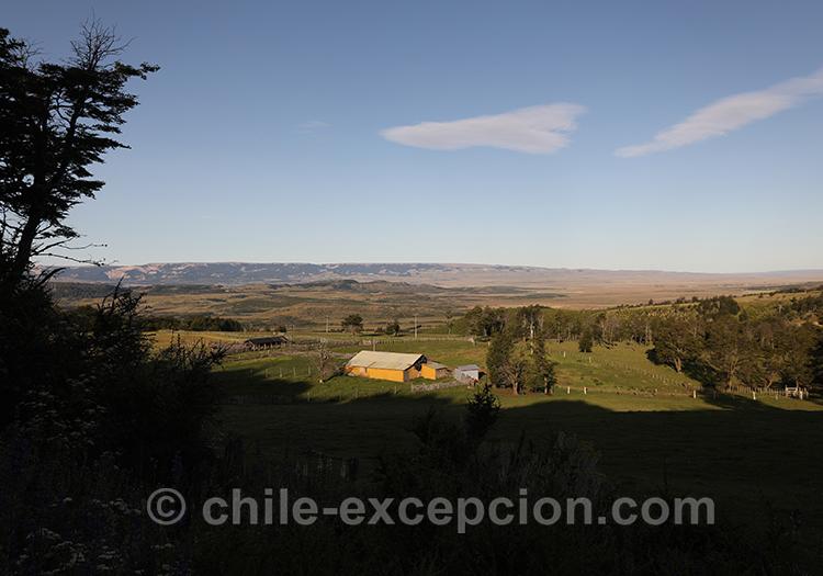 Aller dans la région Coyhaique, Chili
