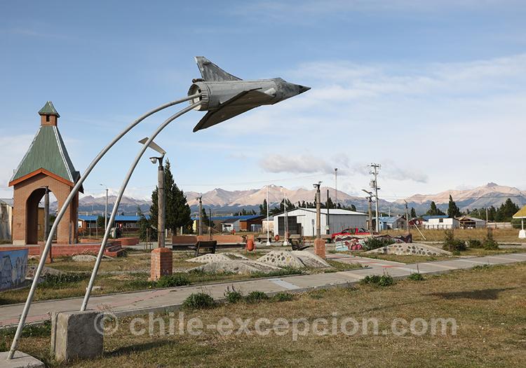 Aéroport de la Patagonie australe au Chili, Balmaceda