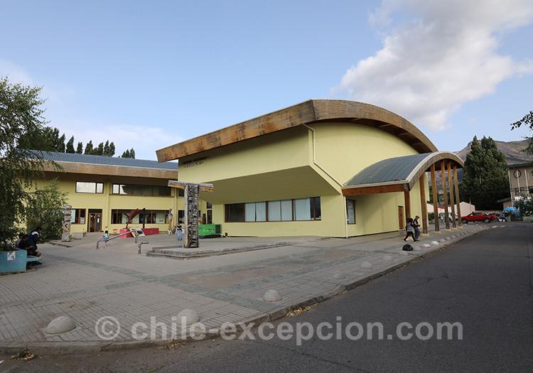 Centre culturel de Coyhaique, Chili