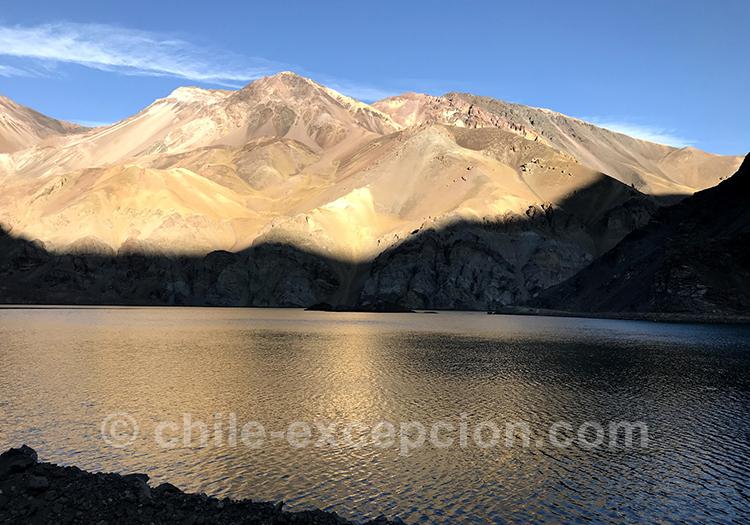 Vue imprenable sur les Andes, Col Agua Negra