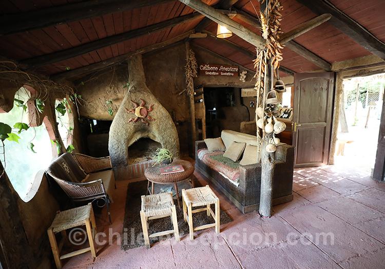 Se loger à la maison d'hôte Caliboro, Chili