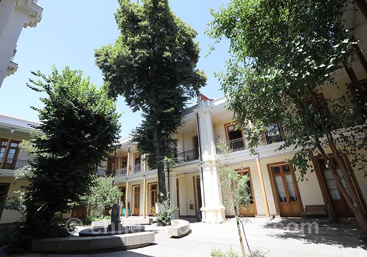 Visiter le musée de l'Education Gabriela Mistral, Santiago de Chile
