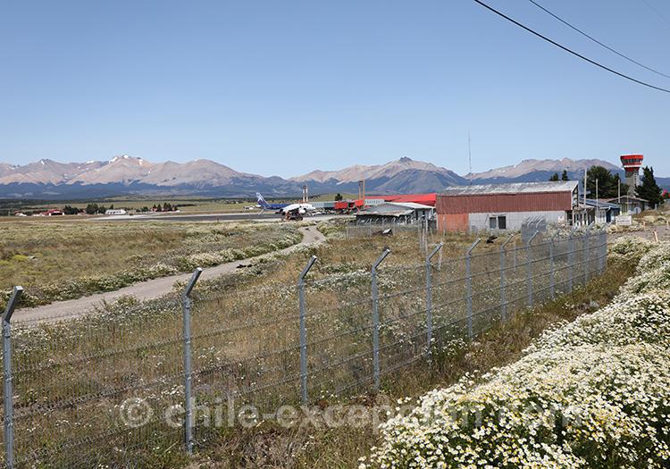 Aéroport de Balmaceda, Patagonie