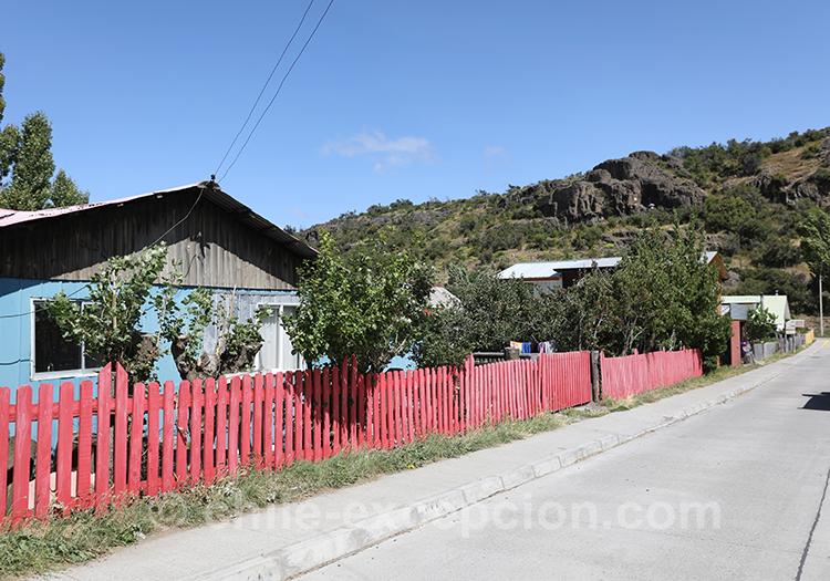 Village de Patagonie australe du Chili, Cerro Castillo