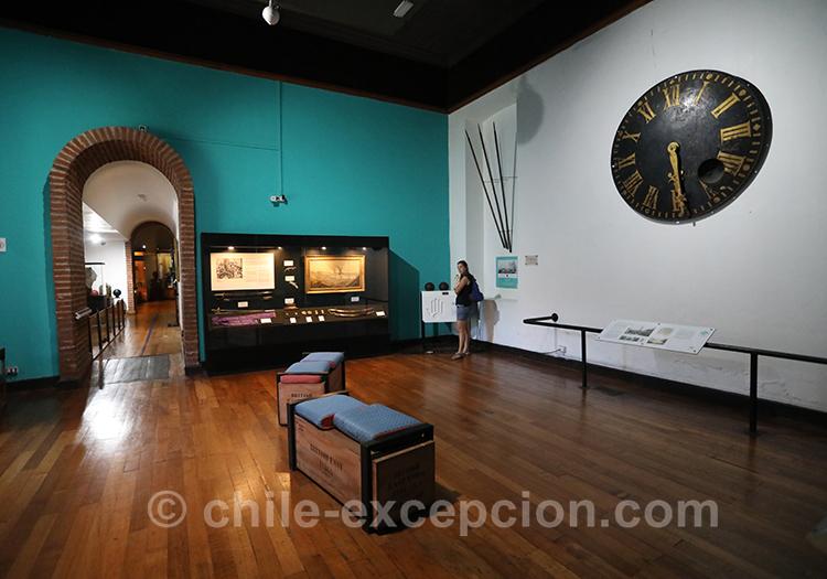 Exposition maritime, Valparaiso