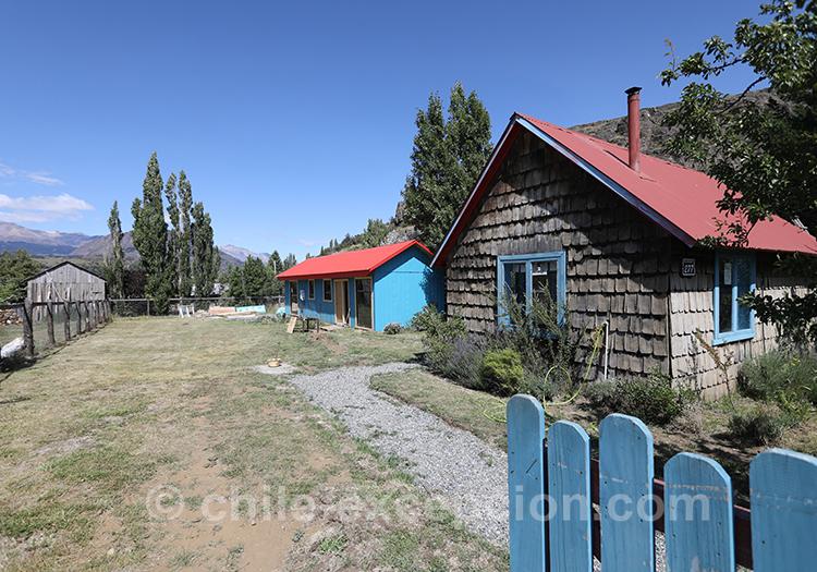 Visiter le village Cerro Castillo, typique de la Patagonie australe du Chili