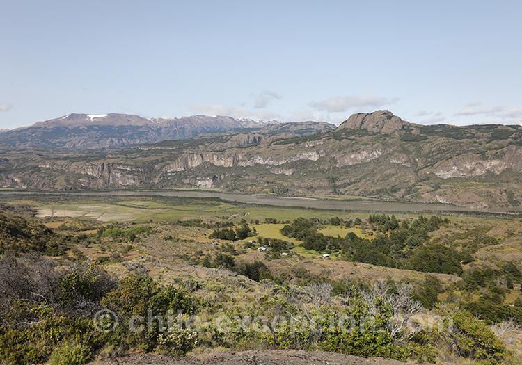 Paysages fabuleux de Patagonie, Chili