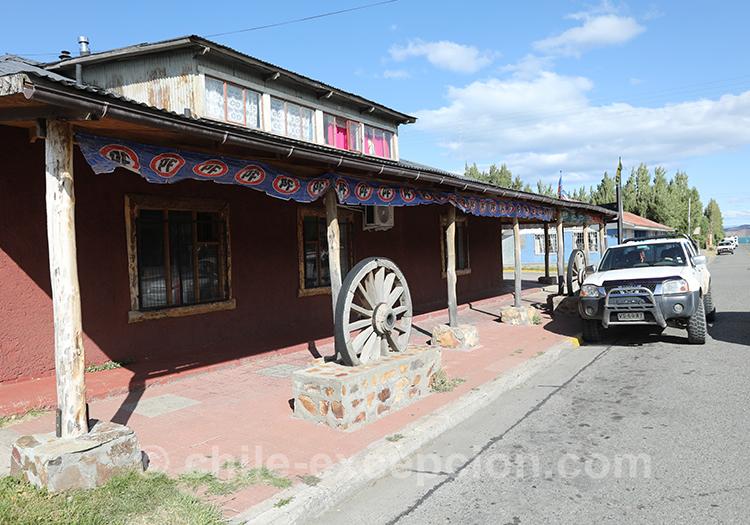 Où se restaurer dans le village de Puerto Ibañez, Chili