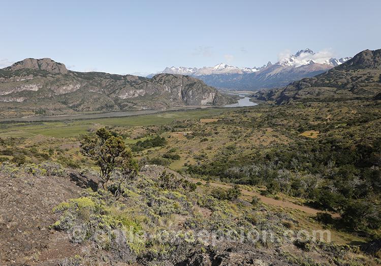 Quels paysages voir en Patagonie australe, Chili