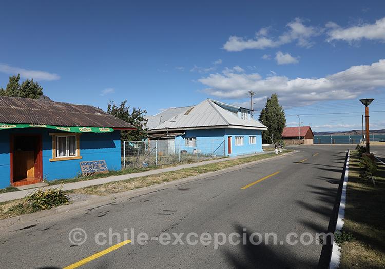 Sur la route de la Patagonie australe, Chili, Puerto Ibañez