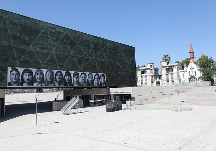 Musée de la Mémoire, victimes de la dictature, Chili
