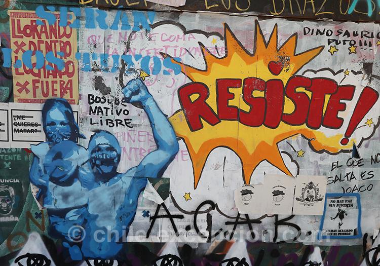 Résistance au Chili