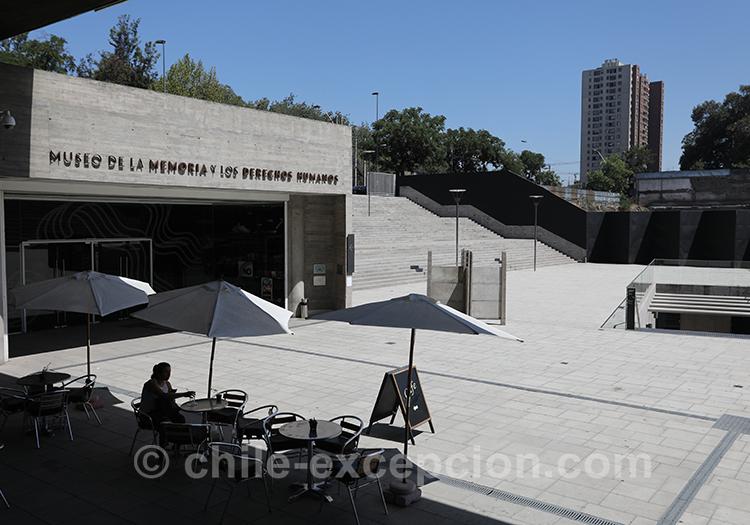 Musée de la mémoire et des droits des hommes, Santiago de Chile